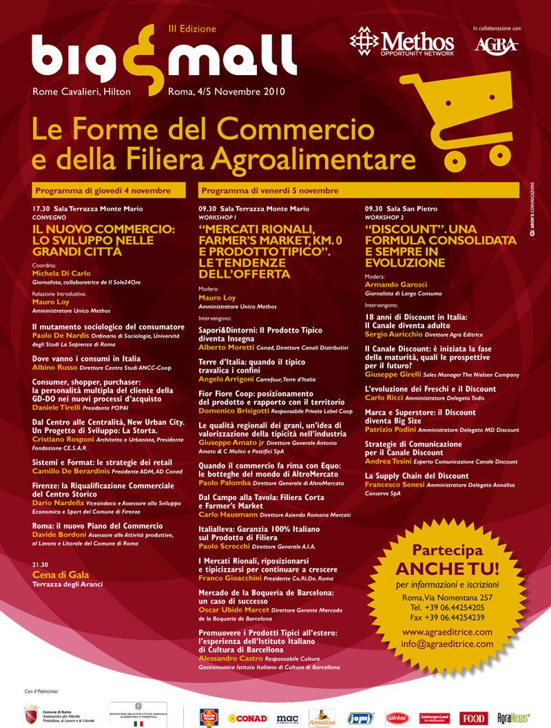 Le forme del commercio e della filiera agroalimentare for Pdf del programma della casa