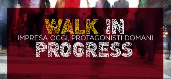 L'VIII edizione è: Walk in progress