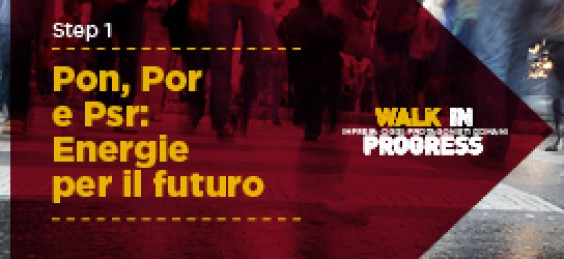 Pon, Por, Psr: Energie per il futuro