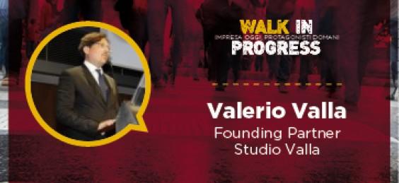 Valerio Valla - L'intervista