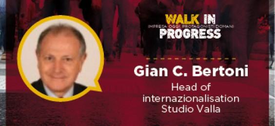 Gian Carlo Bertoni - L'intervista