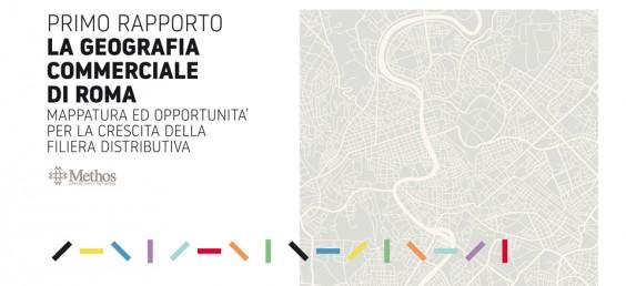 Methos presenta il rapporto sul commercio a Roma