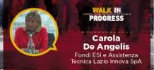 Carola De Angelis - L'intervista